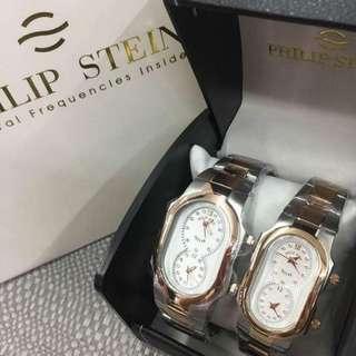 Philip Stein Couple Watch