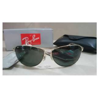 Ray-Ban Brand New Casual Lifestyle Warrior Sunglasses (Aviator)