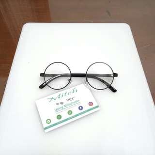 Kacamata Lenon Bulat