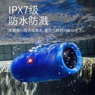 Waterproof JBL charger 3 Bluetooth speaker