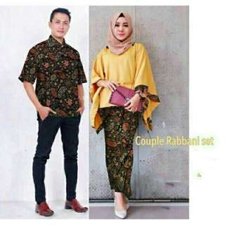 Couple Rabbani