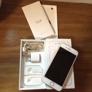 iPhone 6s 128gb Globelocked