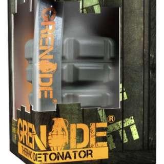 Grenade thermodetonator