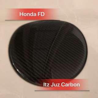 Honda FD Carbon fuel cap
