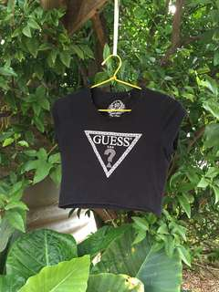 Guess Crop Top