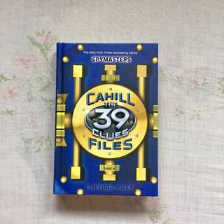 The 39 Clues: Cahill Files (SPY MASTERS)