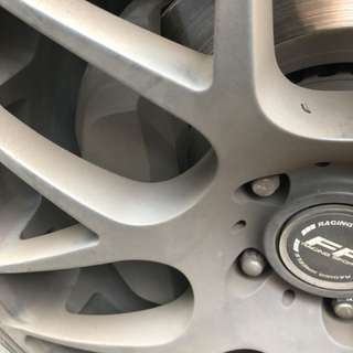 Gs300 4pot brake kit