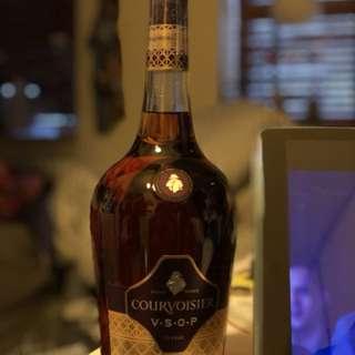 courvoisier vsop cognac 干邑 一公升 1 Litre