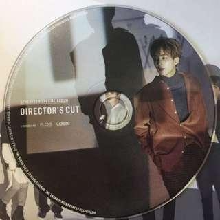 [WTB] SVT Jeonghan Director's Cut CD and Photocard