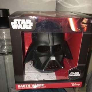 BRAND NEW Star Wars (Darth Vader) colour changing LED light
