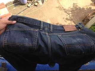 Jual celana Lucky brand size 36 besar