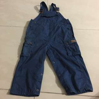 Used-Oshkosh Overall/24 months/Free Delivery/S$20.00
