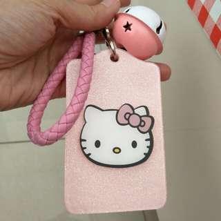 Hello kitty card holder