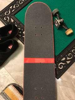 Skateboard gril