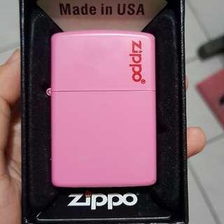 Zippo USA PINK