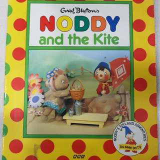 Noddy & the Kite
