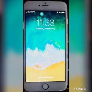 For sale IPhone 6s Plus lady own