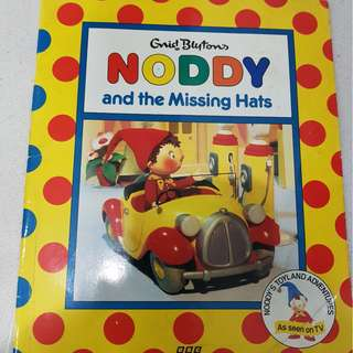 Noddy & the Missing Hats