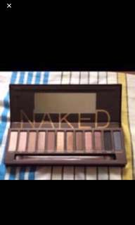 Brand New Authentic Naked Urban Decay Eyes Shadows Set