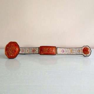 Old Porcelain (Ru Yi) length 52cm perfect