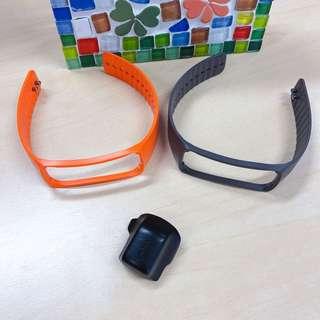 Samsung 三星 Gear Fit 錶帶連智能手錶叉電器 (可散買,另議)