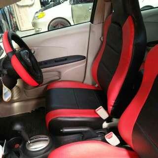 Honda brio satya type E ( over kredit )