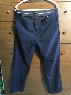 Banana Republic Navy Trousers/Slacks