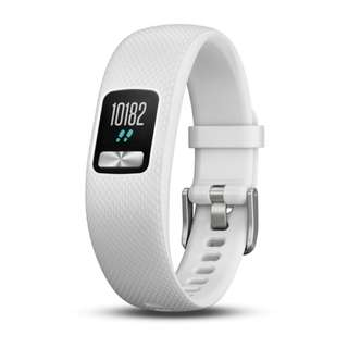 Garmin vívofit 4 (White, Small/Medium)