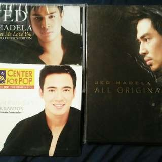 3 for 350***JED MADELA AND ERIK SANTOS