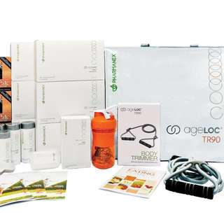 AGELOC TR90 SYSTEM (Weight Management and Body Shaping Program in just 90 Days)