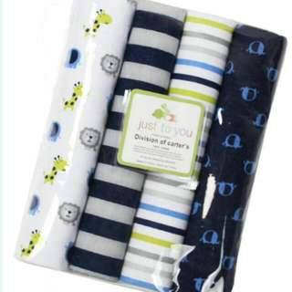 4in1 cotton baby blanket