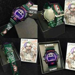 G-shock Joker Edition