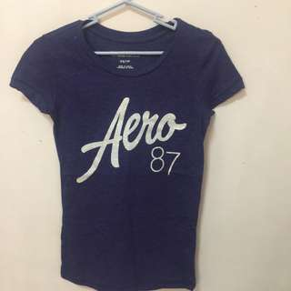 Aeropostale Blue Shirt