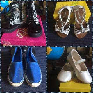 Shoes for Girls (buy all @ 1200)