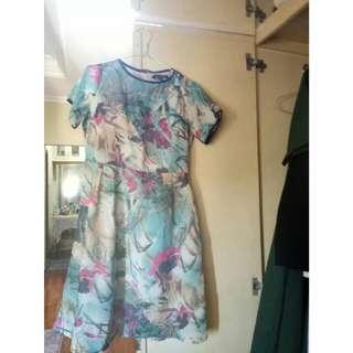 mission 72 patterny dress
