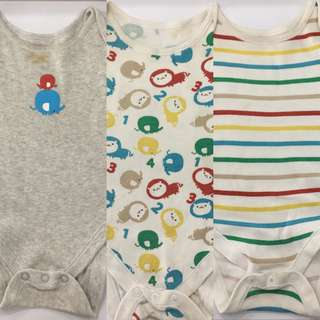 Rompers : Mothercare ( Set of 3)