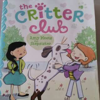 The Critter club #5