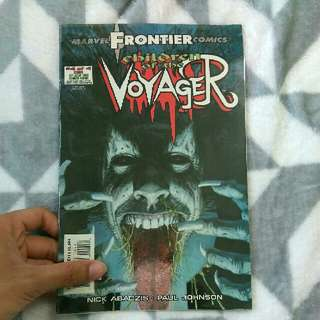 #15OFF MARVEL FRONTIER COMIC CHILDREN OF THE VOYAGER