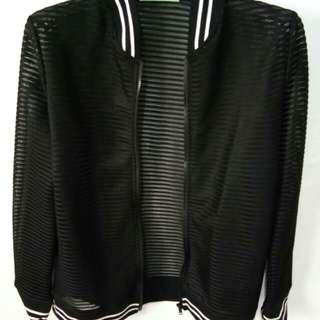 black urban jacket