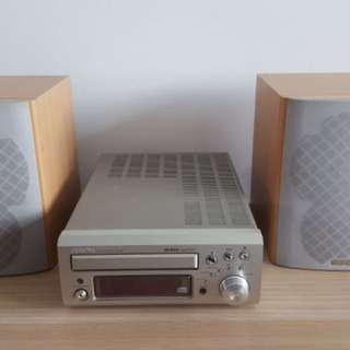 Must go! Denon Cd UD-M31