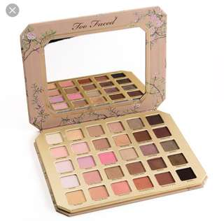 Too Faced Palette, Sweet Love