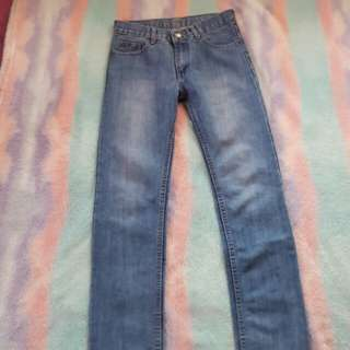 Denim pants for boys