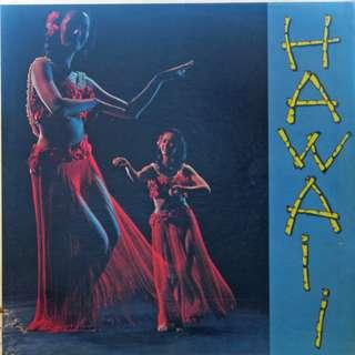 Hawaii, Vinyl LP, used, 12-inch original USA pressing