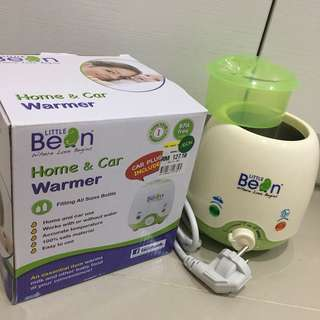 Little Bean Home & Car Warmer