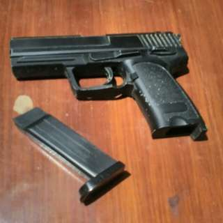 airsoft BB pistol manual