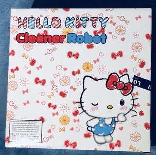 Hello Kitty Cleanser Robot