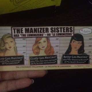 The Balm The Manizer Sister