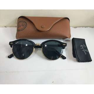 RAY-BAN - CLUBMASTER -OEM-free shipping
