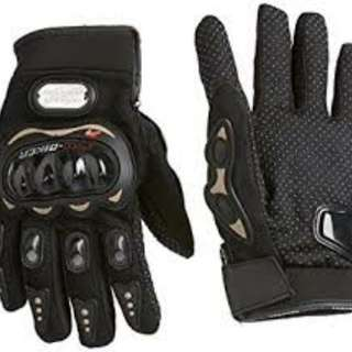 Pro-Biker riding gloves