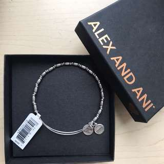 Alex and Ani Silver Bracelet
